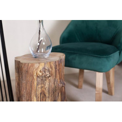 Classic Stump Stool Table