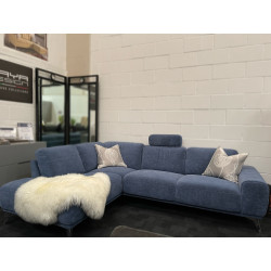 Stelvio Luxury Corner Sofa - IN STOCK.