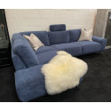 Stelvio Luxury Corner Sofa - Ex Display