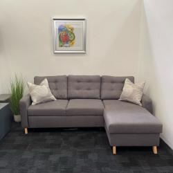 Bocco - Small Corner Sofa Bed - EX DISPLAY