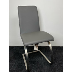 Mikado - luxury real leather dining chair