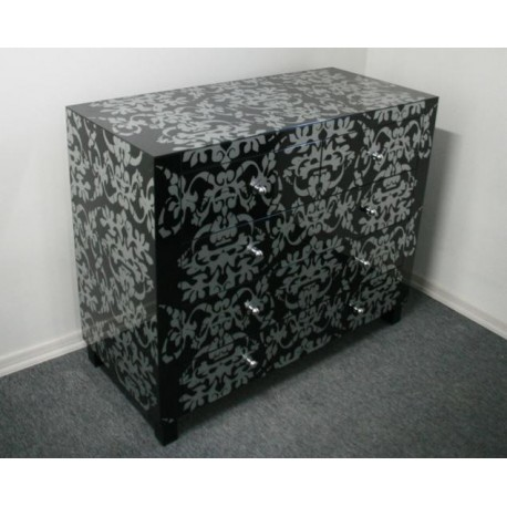Glass Sideboard No.110