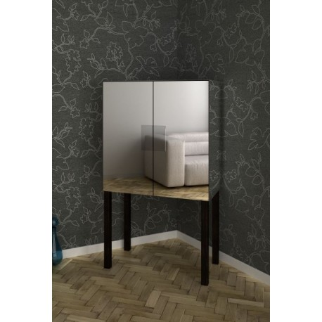 Mirror Bar Cabinet No.90
