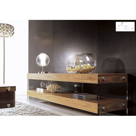 Beau Central   Bespoke Luxury TV Stand
