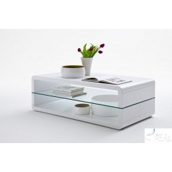 Agi - gloss coffee table