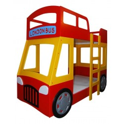 Double Decker Bunk Bed - London Bus