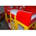 Double Decker Bunk Bed - London Bus