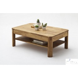 Eve - solid wood coffee table,natural oiled oak