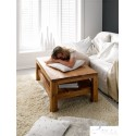 Gerard - solid wood coffee table,natural oiled oak