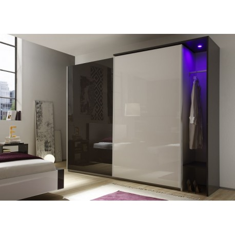 Multi - wardrobe with sliding doors