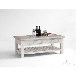 Otello solid wood coffee table