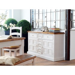 Madie  solid wood sideboard
