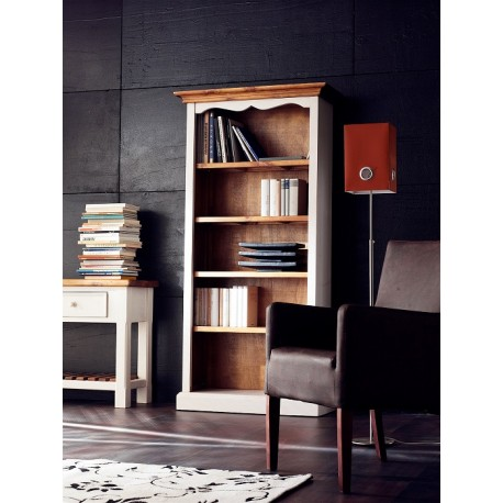 Madie solid wood bookcase