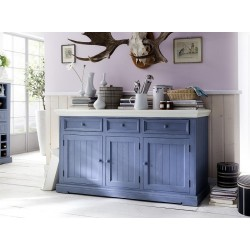 Marin II solid wood sideboard