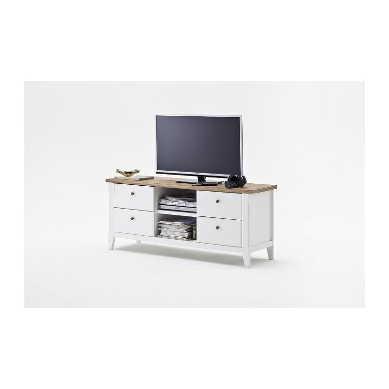 Provence Solid Wood Tv Stand Modern Wood Collections