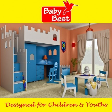 Castle - bedroom starter set