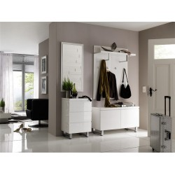 Sydney II - High gloss hallway furniture