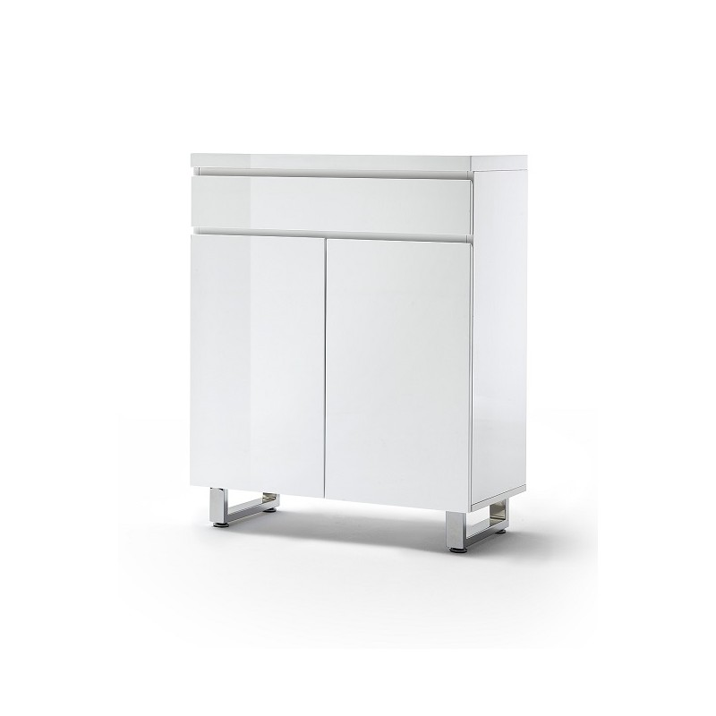 Sydney High Gloss Shoe Cabinet I 908 Sena Home Furniture