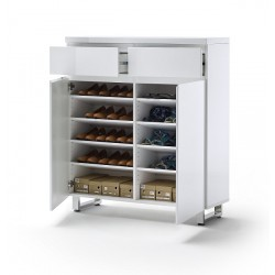 Sydney high gloss shoe cabinet III