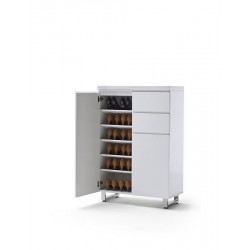 Sydney high gloss shoe cabinet IV