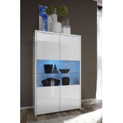Tivoli lacquered display cabinet
