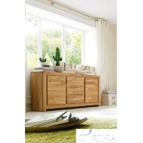 Caspar II solid wood sideboard