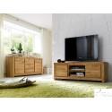 Caspar I solid wood TV Stand