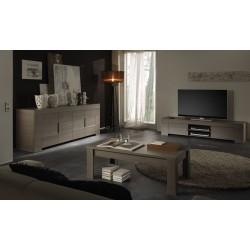 livia grey or white matt lacquered sideboard sideboards sena home furniture. Black Bedroom Furniture Sets. Home Design Ideas