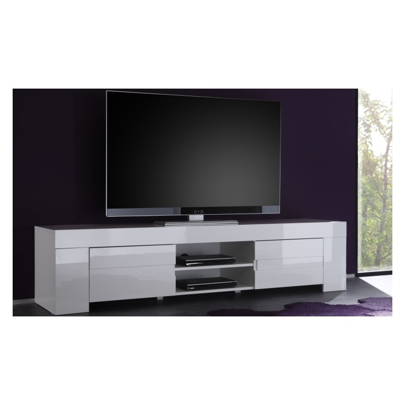 White High Gloss Tv Unit Part - 46: ... High Gloss TV Unit · Display All Pictures
