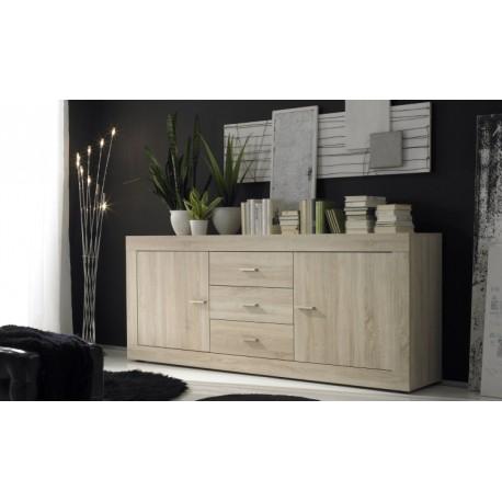 Rustica-sonoma oak sideboard
