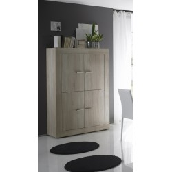 Rustica sonoma oak highboard