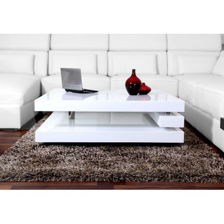 Oti - gloss coffee table