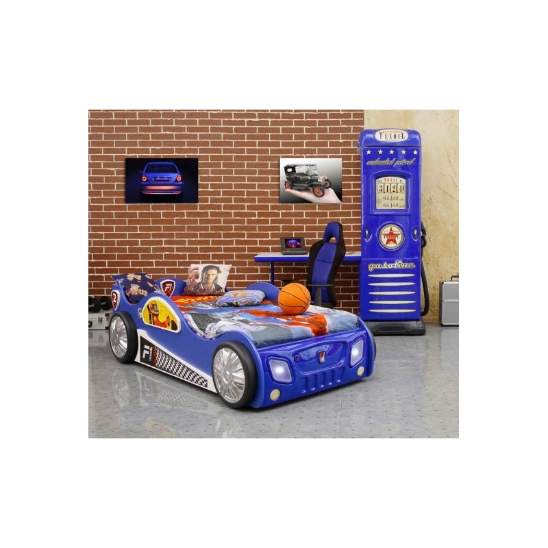 Monza Racing Car Bed With Led Lights Furniture By Room