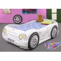 Baby car bed with LED lights