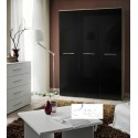 LASER WARDROBE - HIGH GLOSS DOORS