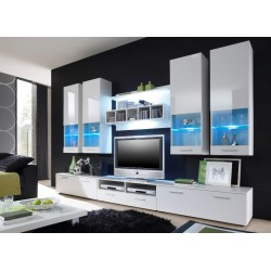 Dona wall set - white