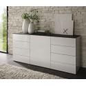 Tambura VII - high gloss chest of drawer