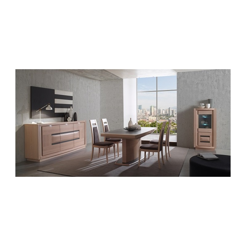 Marina Large Solid Wood Exclusive Sideboard Modern Wood Collections Sena Home Furniture