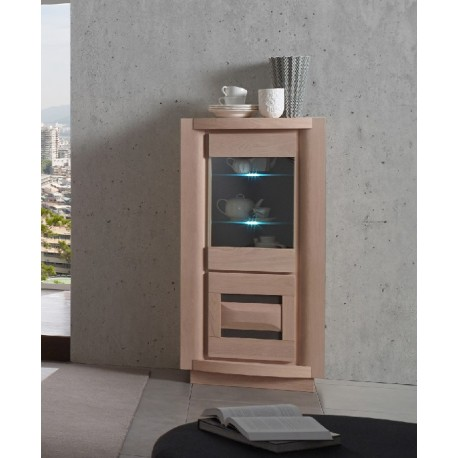 Marina-exclusive small display cabinet