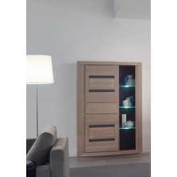 Marina-exclusive display cabinet