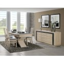 Etna large solid wood exclusive sideboard
