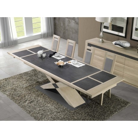 Etna - exclusive extending dining table
