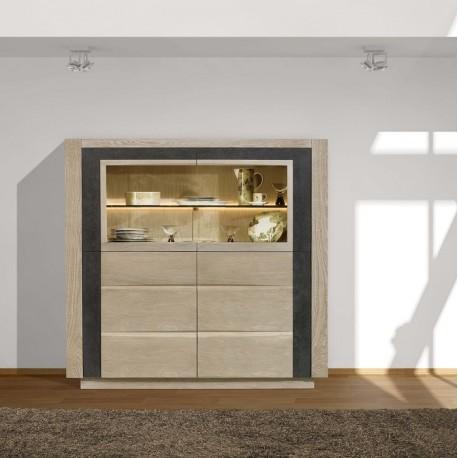 Etna -exclusive  wide display cabinet
