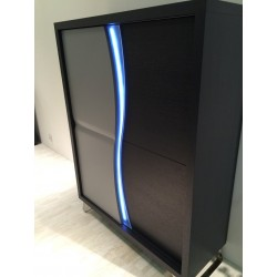 Sigma -exclusive display cabinet with led lights