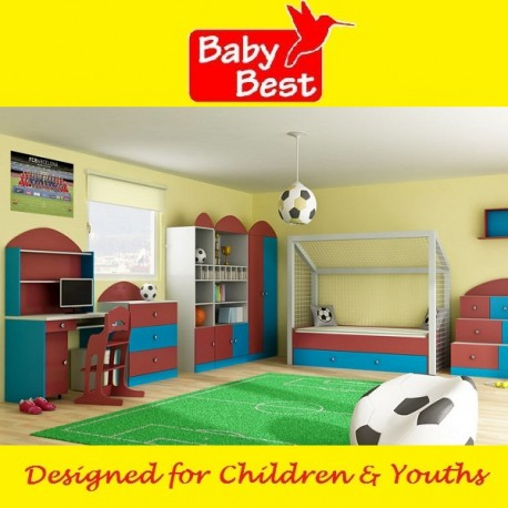 Personalised football - bedroom starter set