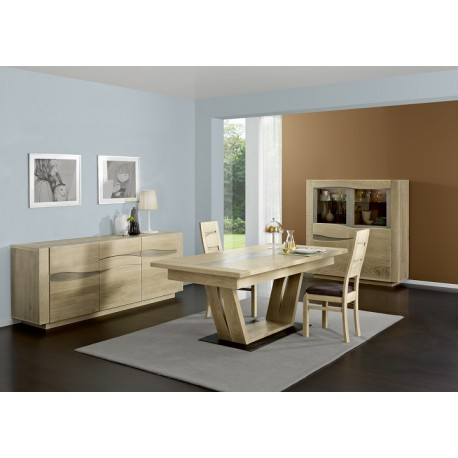 Bora - exclusive extending dining table