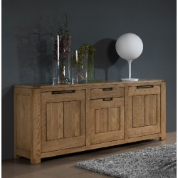 Onyx solid wood exclusive sideboard