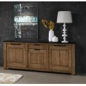 Onyx II solid wood exclusive sideboard