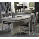 Soft - exclusive extending dining table