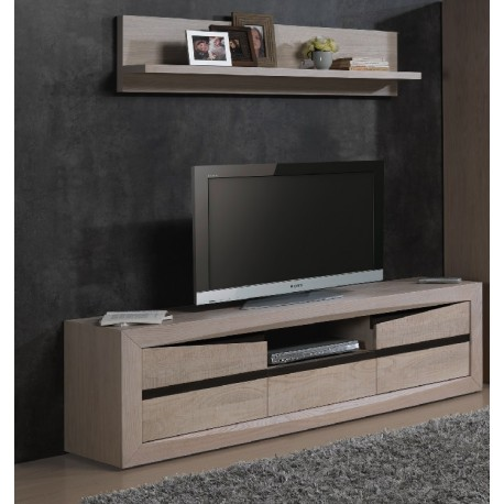 Soft large solid wood exclusive TV Stand